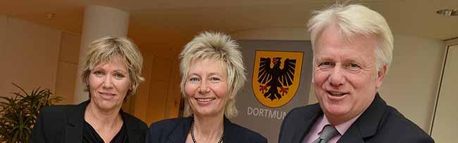 Die Stadt Dortmund erhält knapp acht Millionen Euro vom Land NRW für die Fortsetzung der Schulsozialarbeit