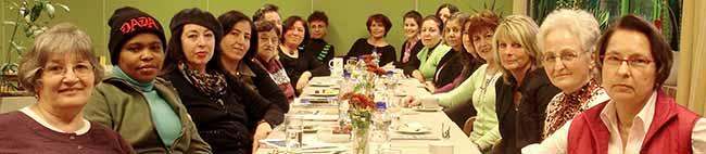Internationaler Frauentreff im Dietrich-Keuning-Haus thematisiert den Umgang mit bedrohlichen Situationen