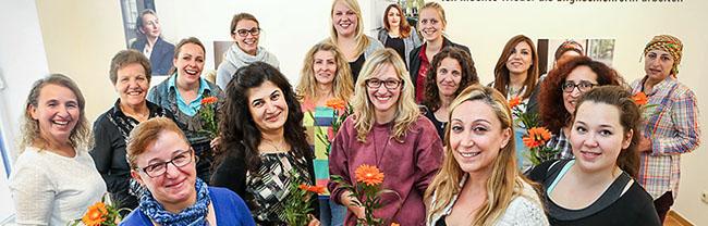 """Projekt """"Hochschule vor Ort"""" der Dortmunder FH zeigt mit seiner Ausstellung """"12 Frauen"""" das Potenzial der Nordstadt"""