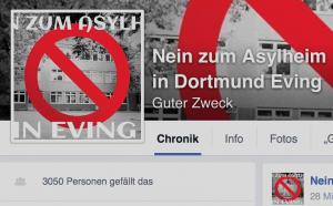 Mehr als 3000 Facebook-NutzerInnen gefällt die Seite. Foto: Screenshot
