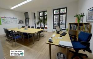 Die Vakanz beim Quartiersmanagement Nordstadt ist beendet - das neue Team startet im Oktober.