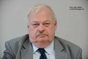 Guntram Schneider möchte mit 66 nicht mehr für den Landtag kandidieren.