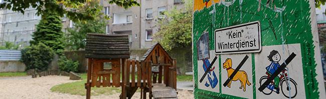 Nordstadt: Der Spielplatz in der Lambachstraße soll aufgewertet werden – neues Spielgerät auch für den Nordmarkt