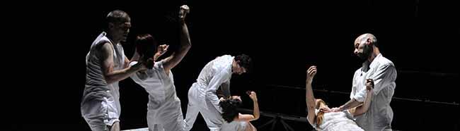 """""""Mach mich lebendig, dass ich sterben kann"""": Am Wochenende gibt's eine Tanzfassung von """"Romeo & Julia"""" im Depot"""