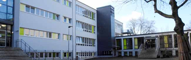 Sanierung an der Anne-Frank-Gesamtschule voll im Plan – Bau wird voraussichtlich zwei Millionen Euro günstiger