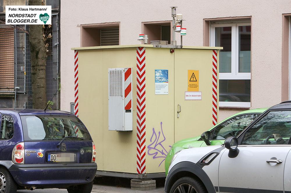 Die Fraktion Bündnis90/Die Grünen im Rathaus fordern am Borsigplatz die Verkehrswende. Die Messwerte an der Brackeler Straße liegen seit Jahren über den zulässigen Grenzwerten