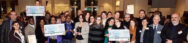 Integrationspreis 2015: Dortmund diskutiert über Integration und zeichnet vorbildliche Projekte aus