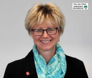 Jutta Reiter ist die Vorsitzende des DGB Dortmund.