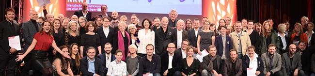 NRW-Kinoprogrammpreise in Köln verliehen: Das sweetSixteen-Kino im Depot räumt gleich zwei Preise ab