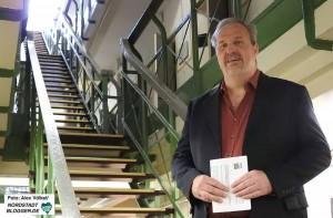 Dr. Frank Ahland hat zur Verfolgung von Schwulen in Dortmund geforscht.