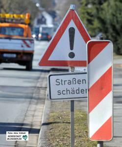 In den Straßenbau sollen 13,2 Millionen Euro fließen.