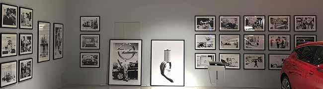 """Die Ausstellungen """"Mobile Heimat"""" und """"Heimat 132"""" von Peyman Azhari sind ab Freitag bei Rüschkamp zu sehen"""