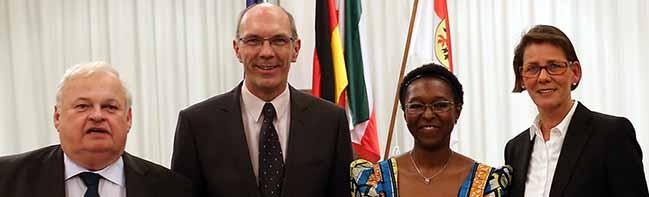 Presseverein verleiht Eisernen Reinoldus an Veye Tatah – Gründerin des Vereins Africa Positive ausgezeichnet