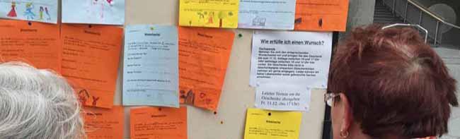 """Die """"Aktion Kinderwünsche"""" geht weiter: Rund 1800 Weihnachts-Wunschzettel von Dortmunder Kindern"""