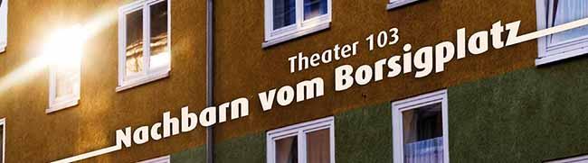 """""""Nachbarn vom Borsigplatz"""": Theaterworkshop mit der Berliner Schauspielerin Fabienne Trüssel bei Borsig 11"""