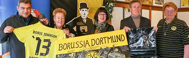 Schwarzgelbe Gründerzeit – Benefizveranstaltung zum 106. Geburtstag des BVB mit spannender Devotionalien-Auktion