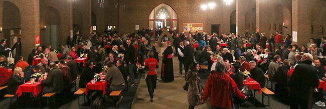 """Back to the Roots"": Caritasverband feiert sein 100-jähriges Bestehen am Gründungsort in der Dortmunder Nordstadt"