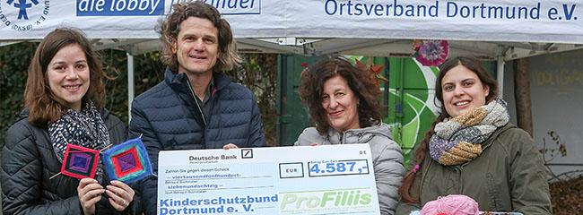 Kinderschutzbund und ProFiliis machen den Spielplatz an der Düppelstraße wieder zu einem wirklichen Ort für Kinder