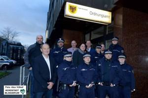 Diane Jägers besuchte Taskforce und das Nordstadt-Büro des Ordnungsamtes.