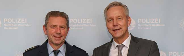 Nachfolger für Ingolf Möhring ernannt: Dieter Keil wird der neue stellvertretende Polizeipräsident in Dortmund