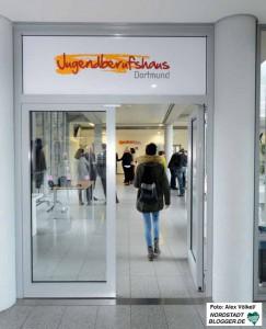 Das Jugendberufshaus vereint Jugendamt, Jobcenter und Arbeitsagentur.