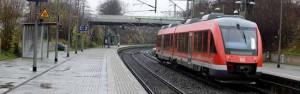 Am Haltepunkt Signal-Iduna-Park soll alle vier Tage ein Flüchtlingszug ankommen.