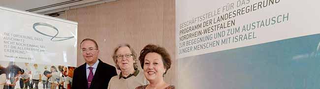 Auslandsgesellschaft NRW erhält erneut den Auftrag der Landesregierung zum Betrieb der Israel-Geschäftsstelle