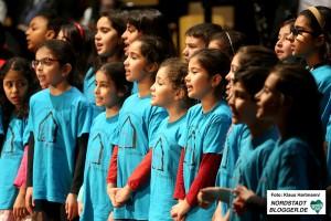 Musik im Advent im Dietrich-Keuning-Haus. Chor der Lessing- und Diesterweg-Grundschule