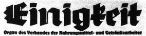 NGG-Titel Einigkeit