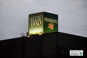 Über den Standort der Dortmunder Actien-Brauerei wird mehr als 90 Prozent des Export- und Dosenvolumens der Radeberger-Gruppe abgewickelt. Foto: Alex Völkel