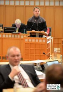 """Neonazi Michael Brück sitzt für """"Die Rechte"""" im Rat."""
