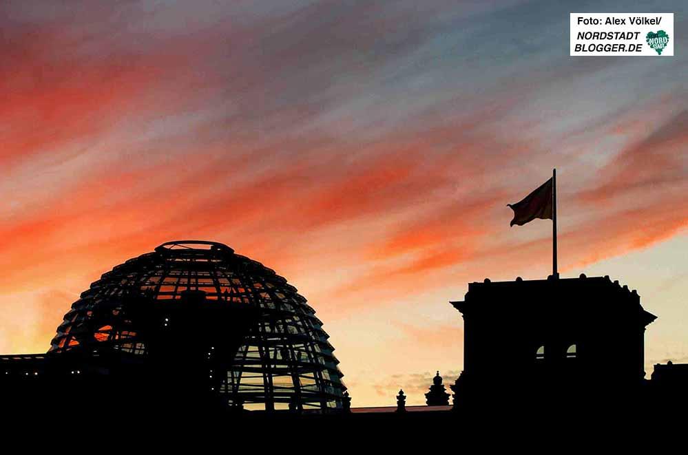 Der Reichstag in Berlin ist ein beliebtes Reiseziel. Foto: Alex Völkel