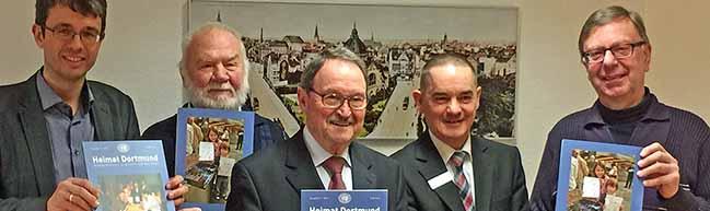 """Die neue Ausgabe der """"Heimat Dortmund"""" erzählt ganz ausführlich die 140-jährige Geschichte des Schach"""