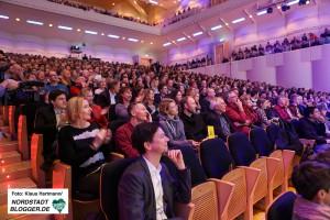 Das Finale der Deutschen Meisterschaften im Science Slam im Konzerthaus