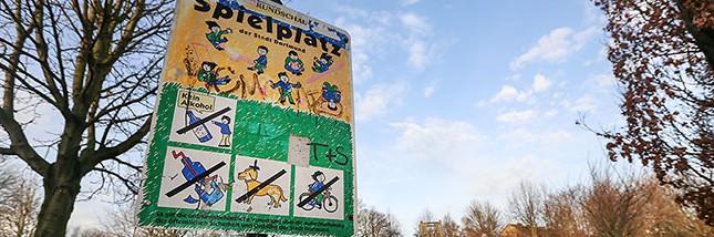 Gala-Erlös: Verein Kinderlachen investiert 100.000 Euro in die Sanierung von Kinderspielplätzen in der Nordstadt