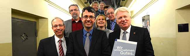 Umbau der Steinwache: Stadt Dortmund erhält Bewilligungsbescheid vom LWL über 600.000 Euro