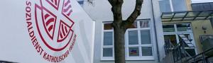 Sozialdienst katholischer Frauen initiiert Projekt U 25 Suizidprävention - Jugendliche helfen Jugendlichen. Das Haus des SkF in der Joachimstraße