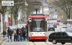 Quartier Rheinische Straße. Haltestelle Ofenstraße