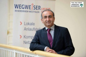 Kenan Küçük ist Geschäftsführer des Multikulturellen Forums Lünen e.V..