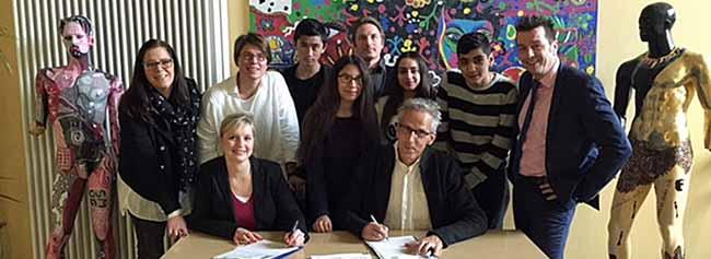 Chancen für die Berufsorientierung: Schule am Hafen und LIDL vereinbaren Bildungspartnerschaft