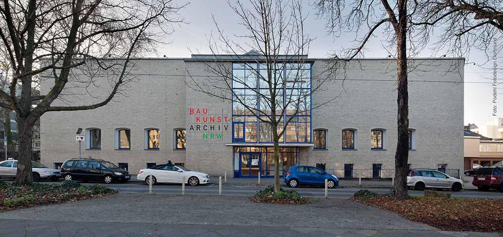 Im ehemaligen Museum am Ostwall soll das Baukunstarchiv entstehen. Foto: Podehl Fotodesign