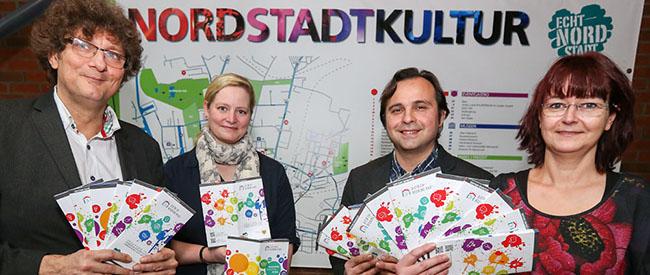 So bunt wie die Nordstadt: Dietrich-Keuning-Haus präsentiert das Programm für das erste Halbjahr 2016