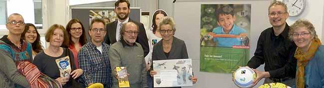 """Abwechslungsreiches Halbjahresprogramm des Aktionsbündnisses """"Fairer Handel""""in Dortmund"""
