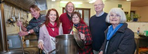 Die Suppenküche Kana in der Nordstadt besteht seit 25 Jahren
