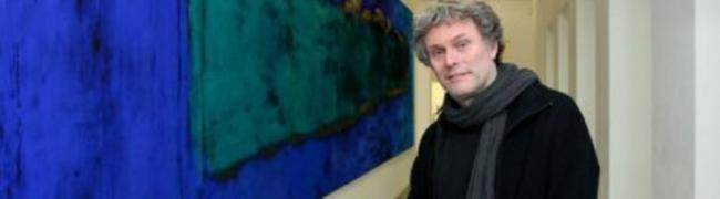 Ein Farbenrausch für kathedrale Räume: Prof. Thomas Kesseler stellt im ehemaligen Museum am Ostwall aus