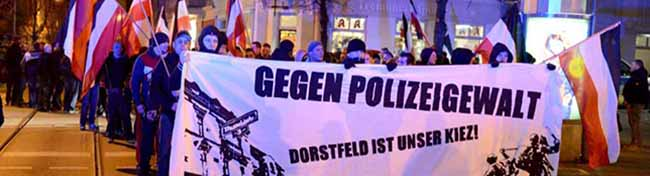 UPDATE Zusammenstoß von Neonazis mit Türken endete im Polizeigewahrsam – Demo am Donnerstag