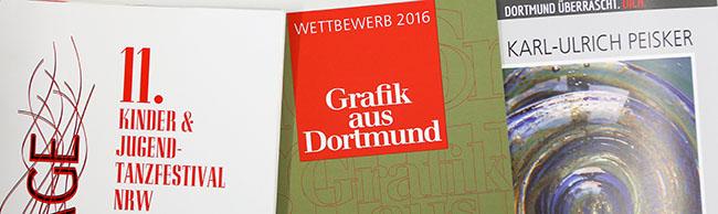 """Von Emscherkunst bis """"favoriten"""": Das Kulturbüro Dortmund plant 19 Programme mit über 400 Einzelveranstaltungen"""