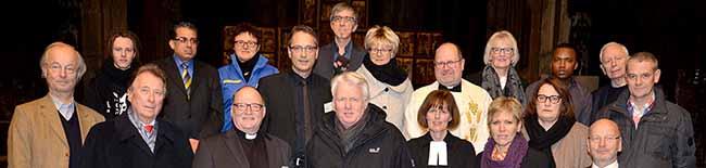 Stadtgottesdienst und Neujahrsempfang der Dortmunder Kirchen: Flucht als zentrales Thema beim Reinoldustag