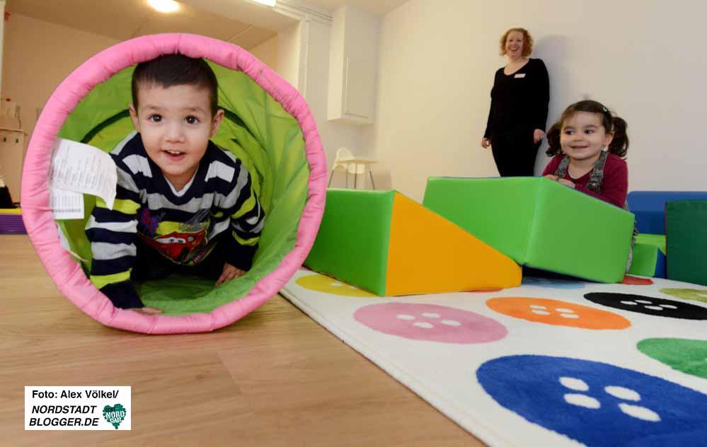 Die AWO-Kinderstube in der Brunnenstraße ist eine von zwei neuen Einrichtungen.