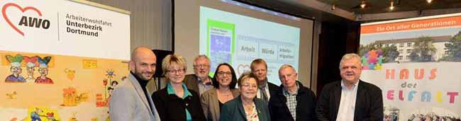 Neue Initiative der AWO in Dortmund: Ein neuer Pakt für die Würde und den Respekt in der Arbeitswelt